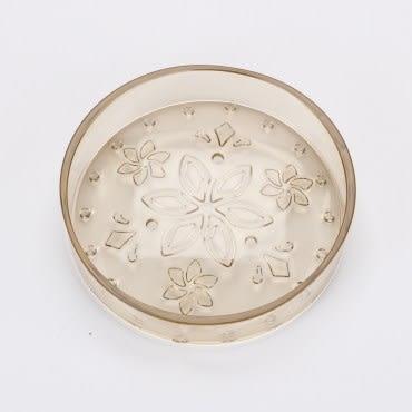 HOLA 梔子雕花肥皂盤