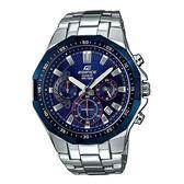 【僾瑪精品】CASIO 卡西歐 EDIFICE 高科技競速時尚賽車錶-藍/47mm/EFR-554RR-2A