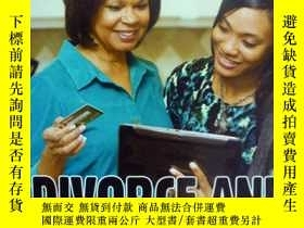 二手書博民逛書店英文原版罕見Divorce and Your Family: D