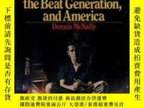 二手書博民逛書店Desolate罕見Angel - Jack Kerouac The Beat Generation And Am