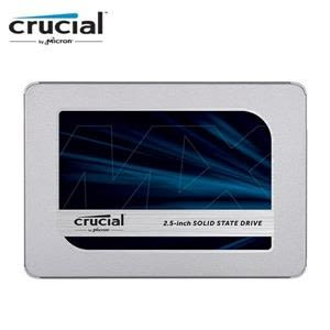 【綠蔭-免運】Micron Crucial MX500 500GB SSD