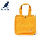 【橘子包包館】KANGOL 英國袋鼠 側背包/斜背包/手提包 69553016 帆布包