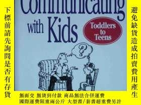 二手書博民逛書店the罕見gentle art of communicating with kids 與孩子溝通的溫和藝術【英文原