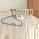 無痕衣架 衣櫃家用塑料成人多功能防滑衣掛 白色衣撐 批發