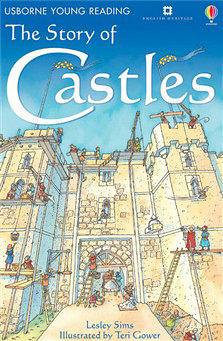 【麥克書店】CASTLES  /英文讀本+CD