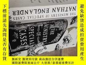 二手書博民逛書店the罕見ministry of special casesY2