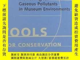 二手書博民逛書店Monitoring罕見for Gaseous Pollutants in Museum Environments