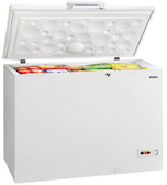 «0利率/免運費»Haier海爾319公升 3呎5 上掀式 密閉冷凍櫃  HCF-368H 【南霸天電器百貨】
