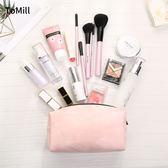 化妝包收納包便攜防水小號可愛簡約化妝包女大容量
