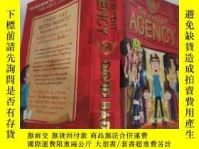 二手書博民逛書店the罕見parent agency 母公司Y200392