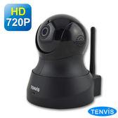 黑熊館 TENVIS TH-661 HD無線網路攝影機 (黑色) WDR廣域動態視角&3D-DNR降雜訊