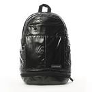Backbager 背包族【美國 AIRWALK】太空星光漆亮皮潮流個性後背包/後肩包/背包/休閒包_黑色