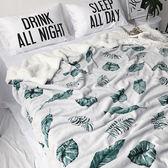 毛毯北歐蓋毯雙人 黑白雙層寶寶絨加厚毛毯單學生宿舍單人冬中秋搶先購598享85折