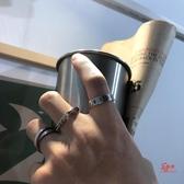 戒指男 韓版in鈦鋼飾品簡約chic原宿風潮流情侶數字戒指 男女 多款可選