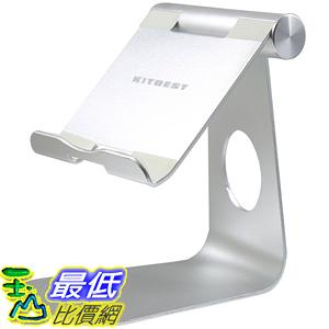 [106美國直購] 平板電腦支架 iPad Stand KitBest Tablet Stand Adjustable Smartphone Desktop Stand