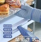 廚房手套烤箱手套廚房專用防燙耐高溫食品級矽膠隔熱微波爐烘焙長加厚護手 晶彩