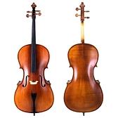 JYC Music嚴選 TC-301雲衫實木 大提琴-全配套裝組