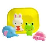 【佳兒園婦幼館】Toy Royal 樂雅 軟膠玩具系列(快樂遊戲組)