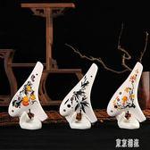 陶笛 6種款式12孔成人初學者兒童小學生易入門中音調桃笛陶瓷樂器 DR17507『東京潮流』