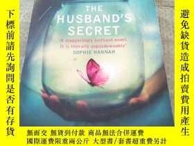 二手書博民逛書店THE罕見HUSBAND'S SECRET(丈夫的祕密)平裝有少