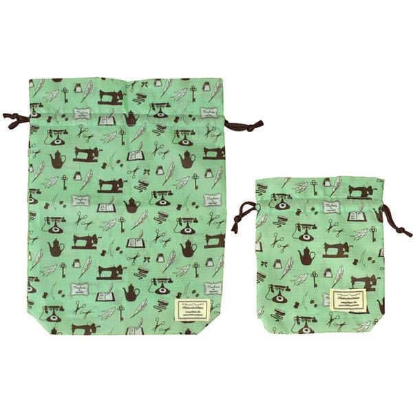 日本cram cream防水束口袋.收納袋.收納包.旅行包.旅行袋