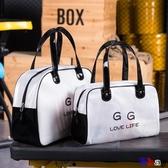 貝貝居 化妝箱 化妝包 小號 便攜 簡約 大容量 少女心 收納盒 洗漱袋