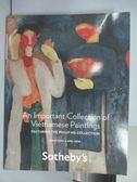 【書寶二手書T4/收藏_QMM】Sotheby s_An Important Collection…2008/4/8