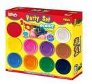 Doh-Dough多多樂黏土 10色派對組合 TOYeGO 玩具e哥