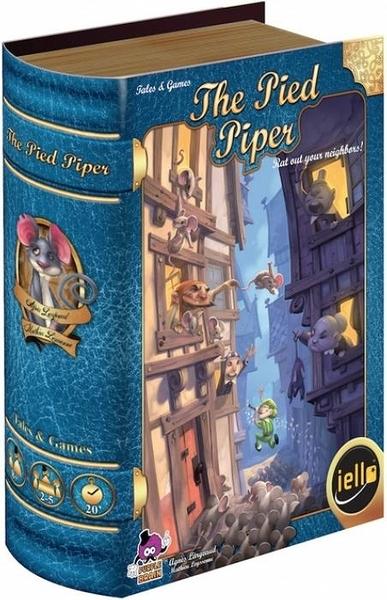 『高雄龐奇桌遊』 吹笛人 The Pied Piper ★正版桌上遊戲專賣店★