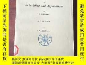 二手書博民逛書店mathematical罕見aspects of scheduling and applications(P333
