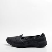 Skechers  (女) 時尚休閒系列 H2 GO 洞洞涼鞋-黑 14690BBK