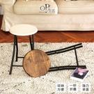 日式加厚和風木紋折疊椅 【OP生活】快速出貨 椅子 折疊椅 折疊凳 露營椅 餐椅 電腦椅 椅凳 收納