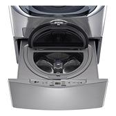 LG樂金 2.5公斤 底座型Miniwash迷你洗衣機(WT-D250HV典雅銀)【刷卡分期價】