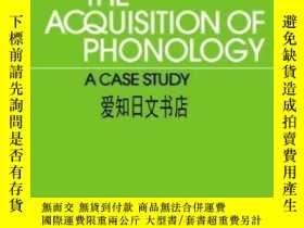 二手書博民逛書店【罕見】The Acquisition Of PhonologyY175576 Neilson V. Smit