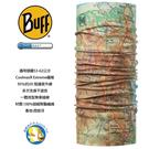 [西班牙製 BUFF] Coolmax 聖堂之路 聖雅各之路授權 防曬透氣 頭巾;BF118480;蝴蝶魚戶外