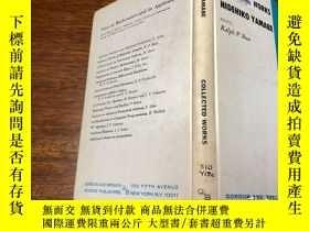 二手書博民逛書店Collected罕見Works of Hidehiko Yam