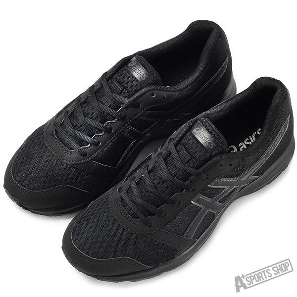 asics 男 PATRIOT 8 亞瑟士 慢跑鞋 黑 - T619N9990