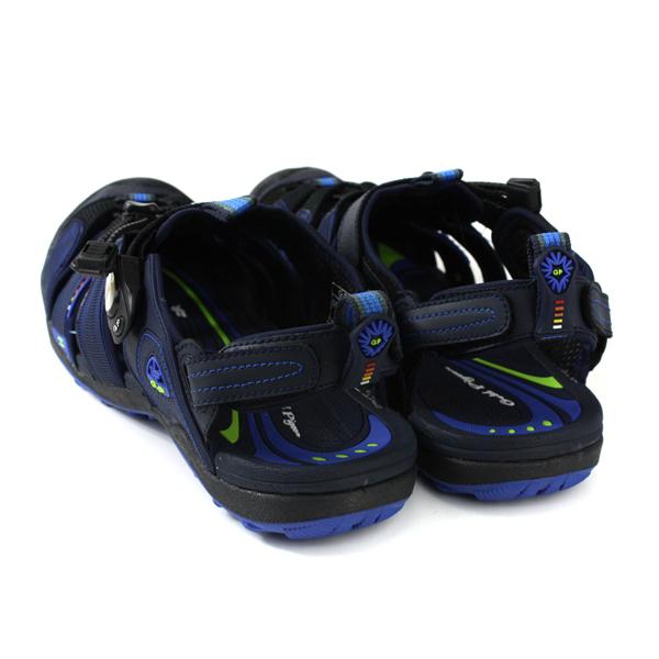 G.P 阿亮代言 涼鞋 護趾 雨天 深藍色 男鞋 G9224M-20 no002