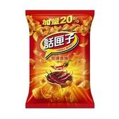 波卡話匣子玉米片-勁爆香辣150g【愛買】