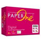 買就送7-11禮券100元【PAPER ONE A4 影印紙】 Digital   85P A4 紅包極緻彩印紙/影印紙 (二箱)