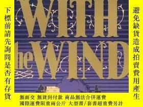 二手書博民逛書店Gone罕見with the Wind:75th Anniversary EditionY449926 Mar