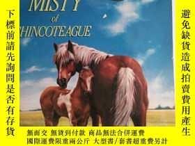 二手書博民逛書店罕見外文書 Misty of ChincoteagueY2052