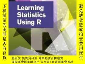 二手書博民逛書店Learning罕見Statistics Using R-使用R學習統計學Y436638 Randall E.
