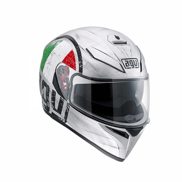 【OUTLET出清商品】AGV K-3 SV SCUDETTO MULTI 全罩安全帽