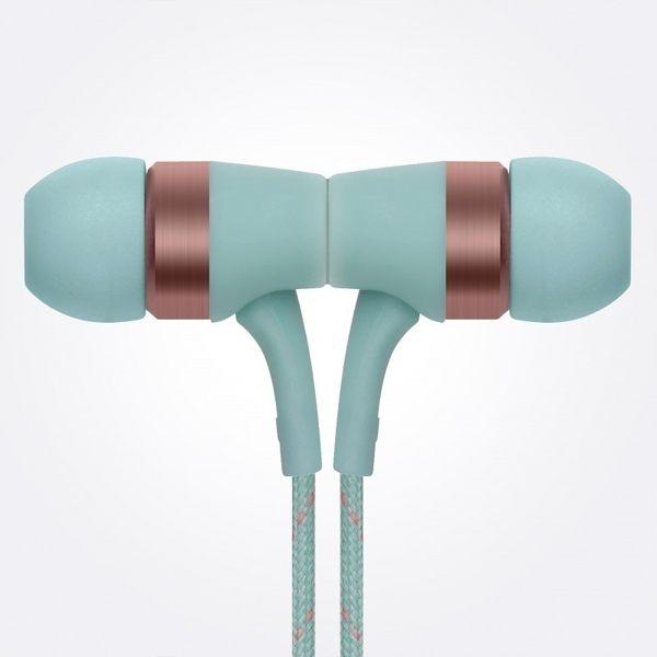 瑞典 Vain STHLM 汎思 Originals 初衷 入耳式 線控耳機(冰凍藍),附收納鐵盒,分期0利率,英大總代理