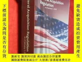 二手書博民逛書店Federal罕見Acquisition Regulation