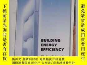 二手書博民逛書店《罕見Building Energy Efficiency 》H