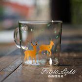 日式和風櫻花玻璃杯子  果果輕時尚