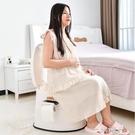 老人坐便椅家用孕婦可移動馬桶老年人塑料便攜式室內蹲便改坐便器 一米陽光