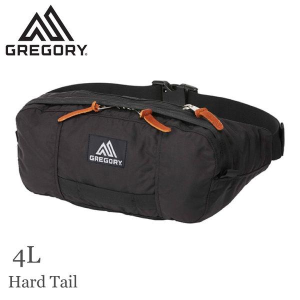 【GREGORY 美國 Hard Tail 腰包《黑》4L】119654/運動肩背包/側背隨身包/臀包/旅遊/單車